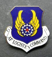USAF AIR FORCE LOGISTICS COMMAND LAPEL PIN BADGE 1 INCH