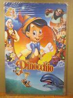 vintage The Walt Disney Company original Pinocchio  poster 12257