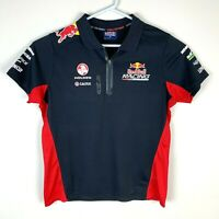 Red Bull Racing Australia Holden Supercars Ladies Team Polo Shirt Size 16