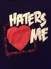 WWE the Miz T-Shirt Women's Small Haters Love Me Cuz I'm Awesome WWF NXT