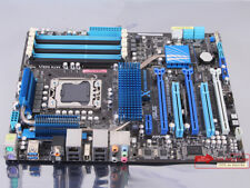 100% tested ASUS P6X58D Premium Motherboard 1366 DDR3 Intel X58 Express