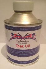 Premier Marine Teak Oil