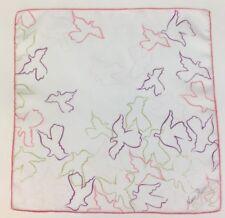 Beautiful Nina Ricci L'Air Du Temps Handkerchief, Made in Spain