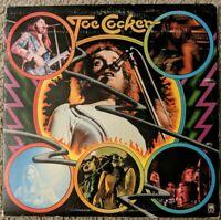 Joe Cocker by Joe Cocker (LP, 1973, A&M Records)