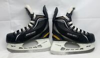 Bauer Supreme One20 Light Speed Ice Hockey Skates Tuuk Stainless Youth Size 13