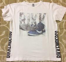 Bikkembergs Maglietta T-shirt Col. bianco con Stampa digitale Tg.42