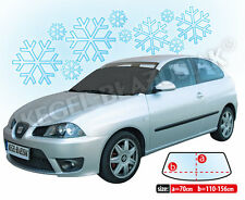 CAR ANTI FROST SNOW ICE  WINDSCREEN COVER PROTECTOR for Seat Ibiza Mii