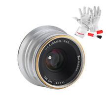 7artisans 25mm f1.8 Manual Lens for Sony NEX E-mount A7 A7II A7R A7RII A7S A6500