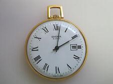 #442 mans  ussr sekonda date pocket watch