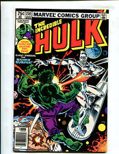 THE INCREDIBLE HULK #250 THE MONSTER! ft SILVER SURFER! (8.5) 1980