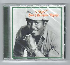 cd : I ROY-can't conquer rasta (new & sealed) reggae