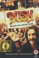 "RUSH ""BEYOND THE LIGHTED STAGE"" 2 DVD NEU"