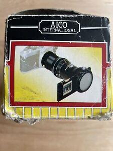 AICO Zoom Slide Duplicator for Full Frame 35mm & DSLR Cameras.