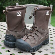 KEEN WINTERPORT II US 10 EU 43 Men's Winter Boot Brown