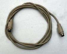 PS/2 Cable 6 pin Mini Din Male to Male 2 Metre PS2 Mouse Keyboard