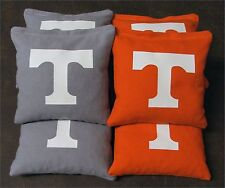 Set of 8 Tennessee Vols Regulation Size CORNHOLE BAGS