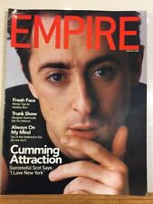 Empire Magazine Winter 2000 Alan Cumming Good Wife Gay Interest