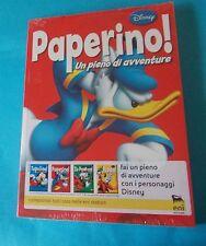 PAPERINO UN PIENO DI AVVENTURE! del 2012