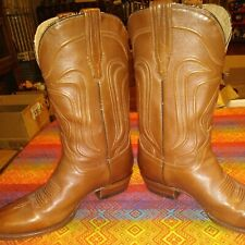 Tecovas Boots - Cartwright Brown Leather - Men's Size 10.5 D Stunning RM