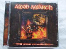 "AMON AMARTH-"" VERSUS THE WORLD"" CD 2011"