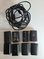 Rechargeable Battery Pack lot of 8 for Xbox 360 Controller Untested