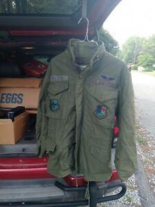 vintage air force jacket