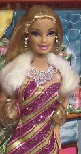 2011 A Perfect Christmas Barbie doll NRFB Happy Holidays