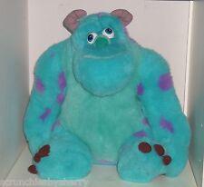 "Disney Store Sulley Monster Plush Toy Stuffed Animal Blue 16"" Pixar"