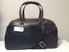 Coach Lexington Leather Slim Duffle Travel Carryon Bag F70668 Msrp $598.00