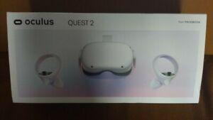 Oculus Quest 2 64GB Virtual Reality Headset + VR Cover, wie neu