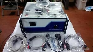Simulatore collaudo impianti di iniezione Common Rail (pompa e 4 iniettori e/m)