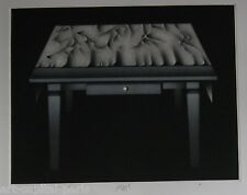 AVATI MARIO GRAVURE 1977 SIGNÉE AU CRAYON NUM/75 HANDSIGNED NUMB/75 ETCHING