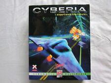 Cyberia PC Video Game In Big Box