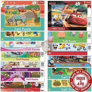Trefl 15 25 Pieces Baby Kids Girls Boys Child Jigsaw Puzzle Disney