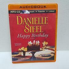 Happy Birthday by Danielle Steel MP3 CD Unabridged Audio Audiobook