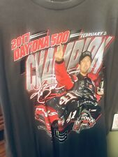 Kurt Busch 2017 Daytona 500 Winner Adult (3X) XXX-Large T-shirt NEW WITH TAGS