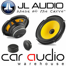 "JL Audio C1-650 6.5"" 16cm 165mm 450 Watts a Pair Component Kit Car Door Speakers"