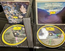 JARVI-GRIEG:PEER GYNT & SIGURD JORSALFAR/ORIGINAL DG DIGITAL 2CD-WG BY PDO