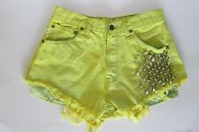 RP4 LF Levi's Rag-Candy Cut off Denim Shorts MSRP $238 New with Tags Size Large