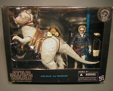 HASBRO STAR WARS THE BLACK SERIES HAN SOLO AND TAUNTAUN 2014 MISB NEW!