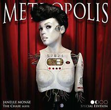 Janelle Monae - Metropolis: The Chase Suite [Special ... - Janelle Monae CD W6VG