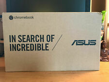 """Asus Chromebook C223Na-Dh02 11.6"""" Hd N3350 Cpu (up to 2.4 Ghz) 4Gb Ram, Gray"""