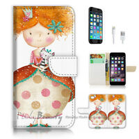 ( For iPhone 6 Plus / iPhone 6S Plus ) Case Cover P3031 Doll