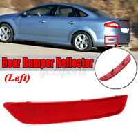 Only Left Side Red Light Rear Bumper Reflector For Mondeo MK4 2007-2010  /*/