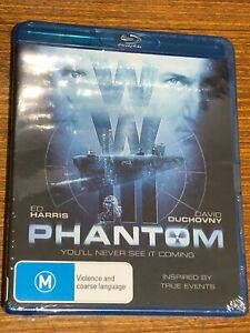Phantom Blu-ray Brand New Sealed Region B