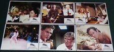 AIRPLANE 1980 ORIGINAL LOBBY CARD SET OF 6 LESLIE NIELSEN JULIE HAGERTY