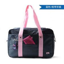 Japanese Women's Handbag School Uniform Bookbag Backpack Cosplay Shoulder Bag