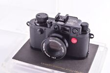 Sharan Leica 3f IIIf swedish army model black Miniature MINOX Camera