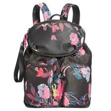 Steve Madden Lily Backpack in pink and black with removable belt bag