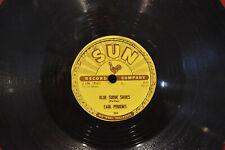 Carl Perkins 'Blue Suede Shoes/Honey Don't' 78